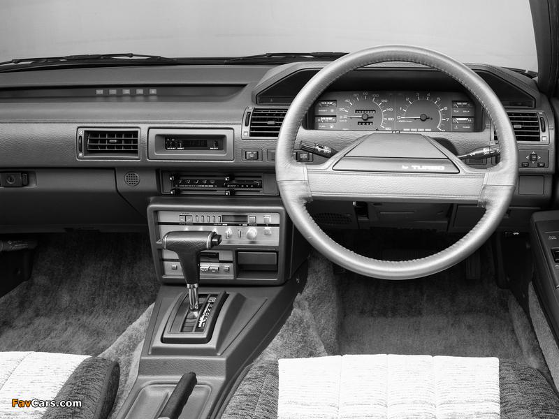Nissan Silvia Liftback (S12) 1983–88 photos (800 x 600)