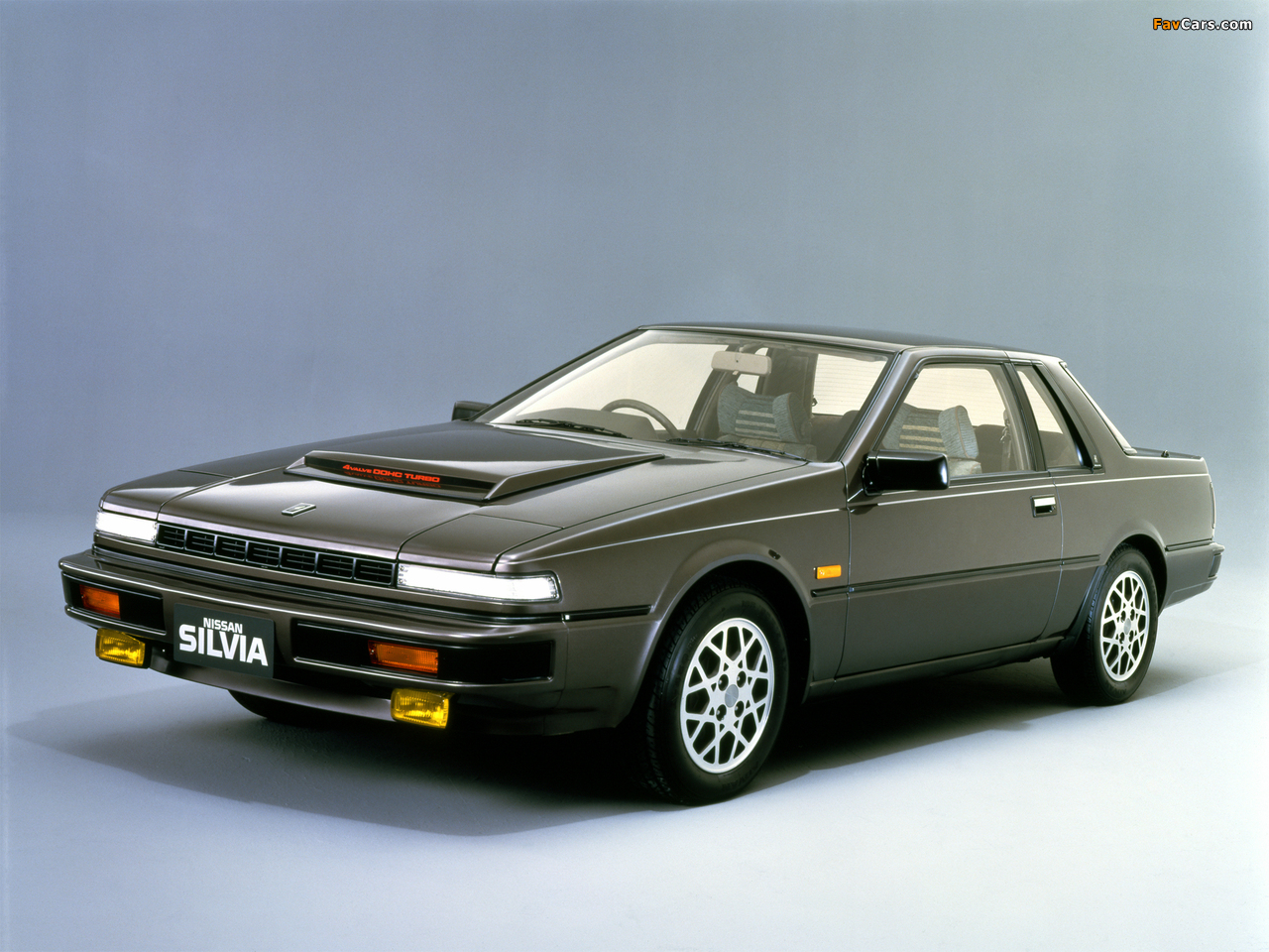 Nissan Silvia Coupe (S12) 1983–88 pictures (1280 x 960)
