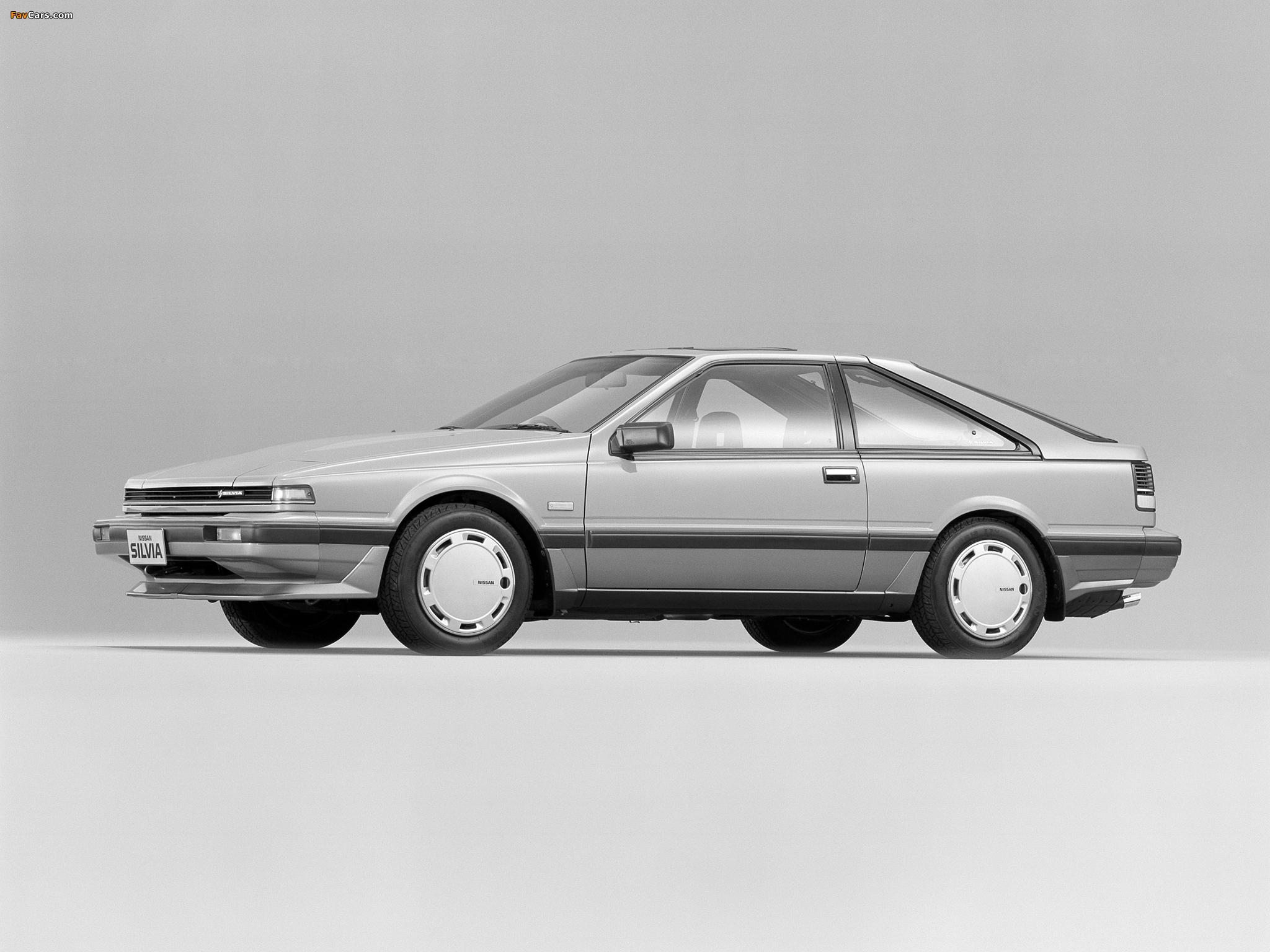 Nissan Silvia Liftback (S12) 1983–88 wallpapers (2048 x 1536)
