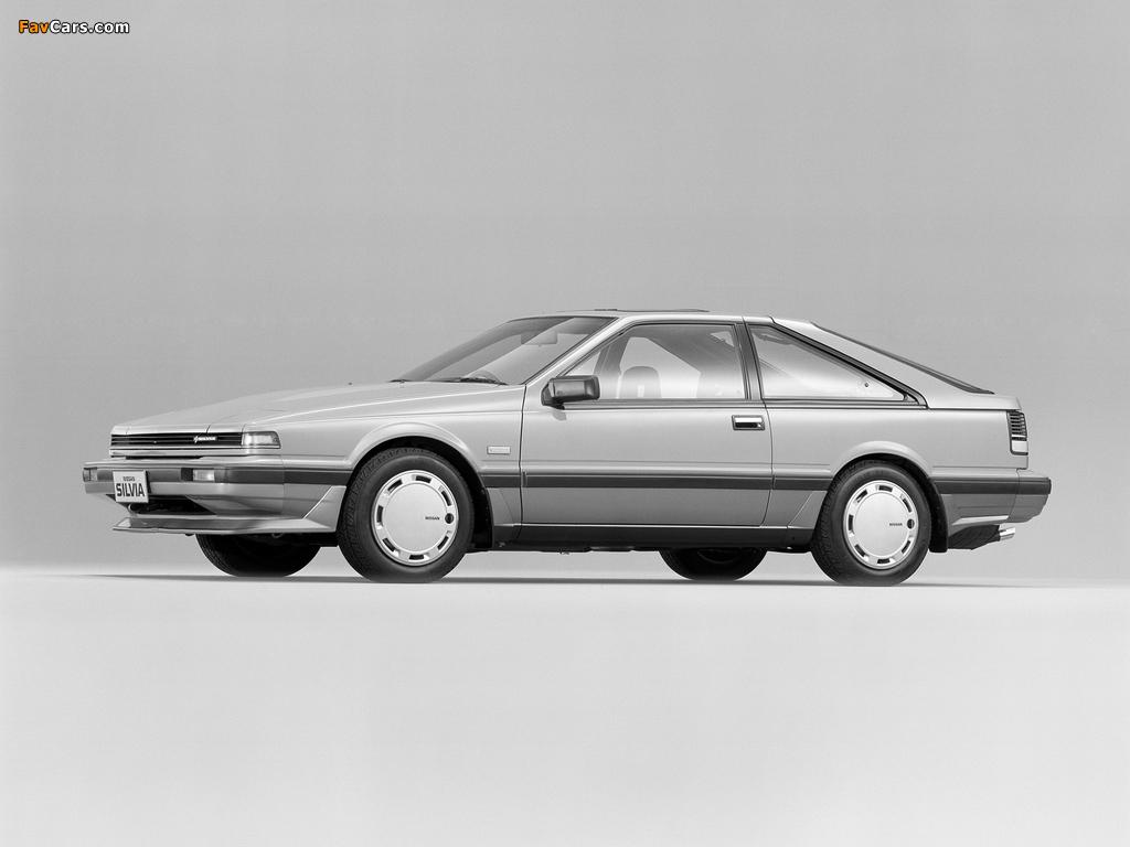Nissan Silvia Liftback (S12) 1983–88 wallpapers (1024 x 768)