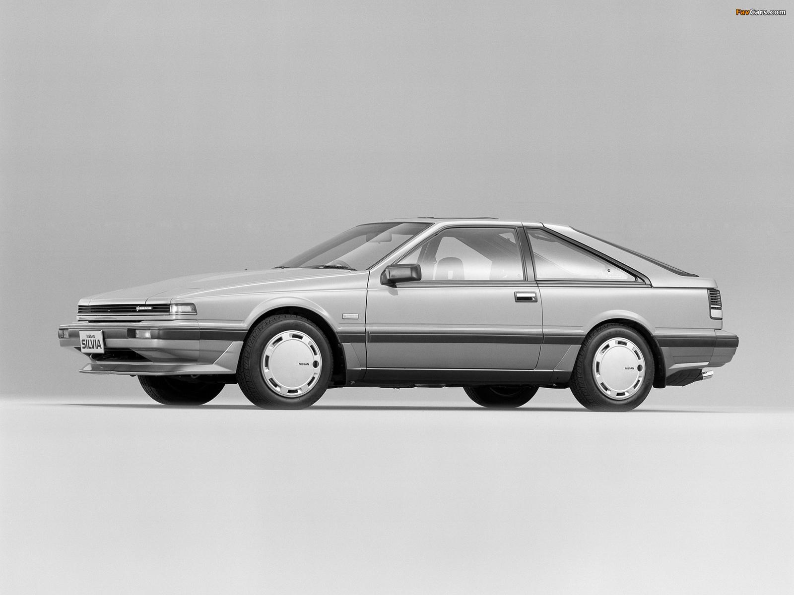 Nissan Silvia Liftback (S12) 1983–88 wallpapers (1600 x 1200)