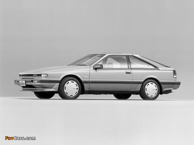 Nissan Silvia Liftback (S12) 1983–88 wallpapers (640 x 480)