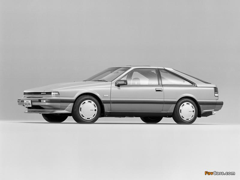 Nissan Silvia Liftback (S12) 1983–88 wallpapers (800 x 600)