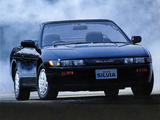 Autech Nissan Silvia Convertible (S13) 1988–91 wallpapers
