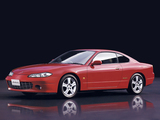 Nissan Silvia (S15) 1999–2002 photos