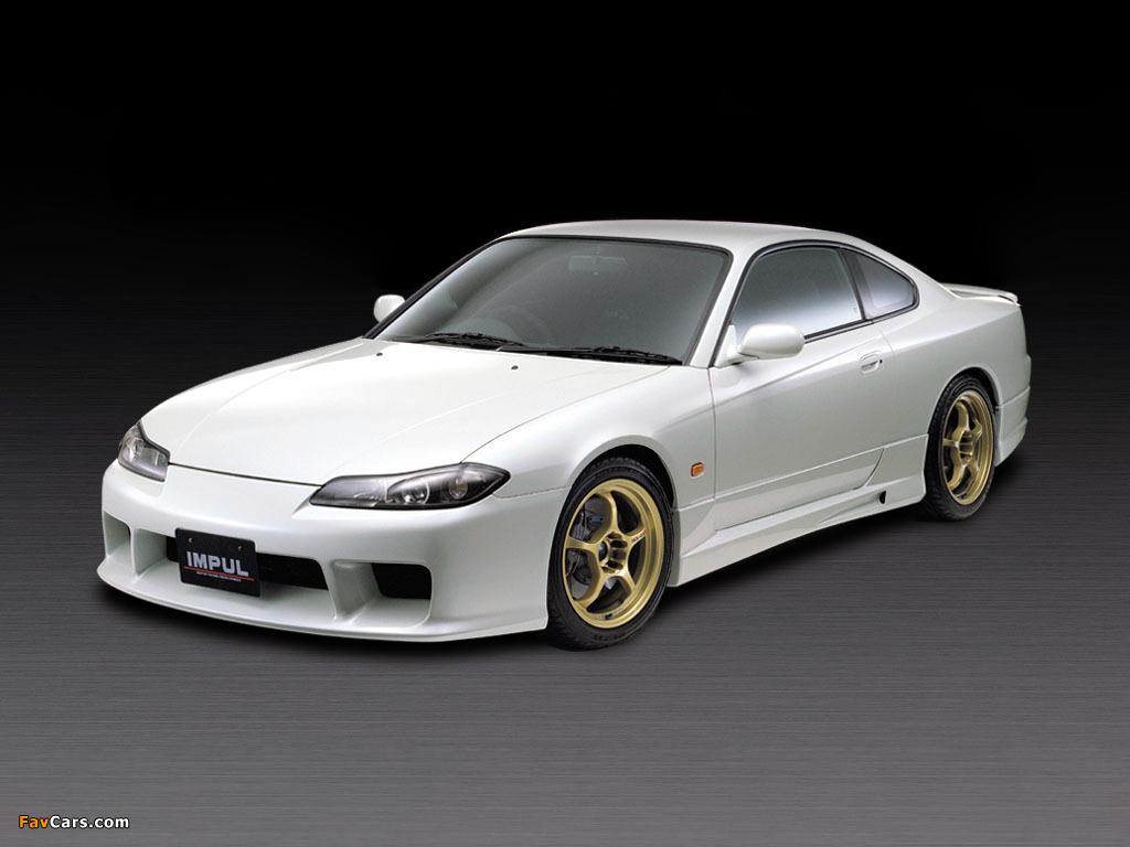 Impul Nissan Silvia (S15) 1999–2002 pictures (1024 x 768)