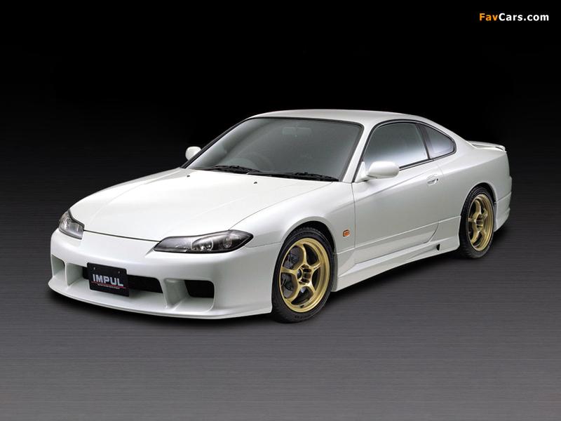 Impul Nissan Silvia (S15) 1999–2002 pictures (800 x 600)