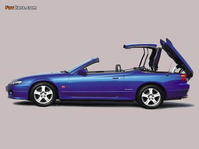 Autech Nissan Silvia Varietta (S15) 2000–02 wallpapers (640 x 480)