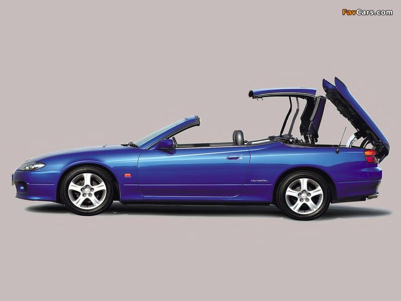 Autech Nissan Silvia Varietta (S15) 2000–02 wallpapers (800 x 600)
