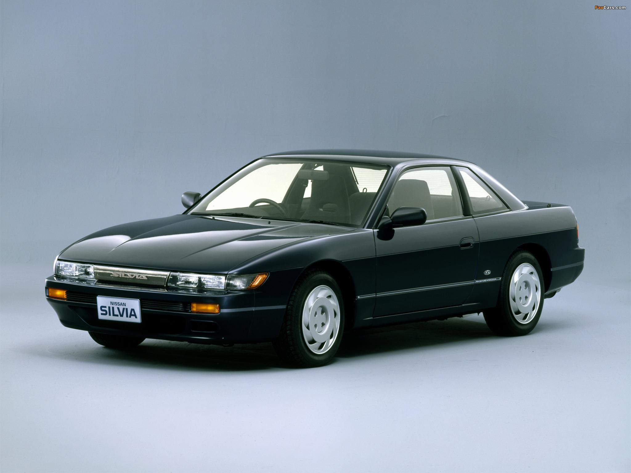 Nissan Silvia Ks S13 1988 93 Images 2048x1536