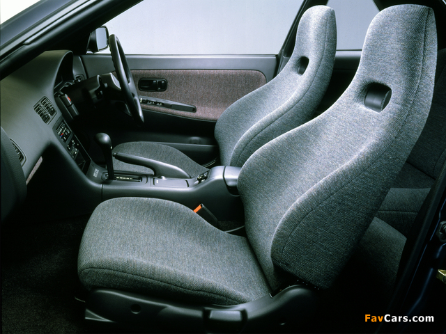 Nissan Silvia Qs (S13) 1988–93 wallpapers (640 x 480)