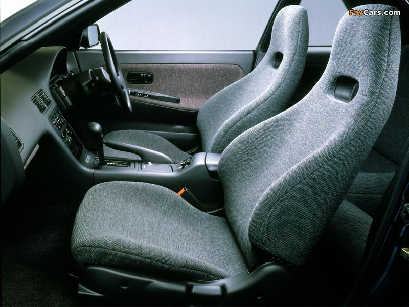 Nissan Silvia Qs (S13) 1988–93 wallpapers (800 x 600)