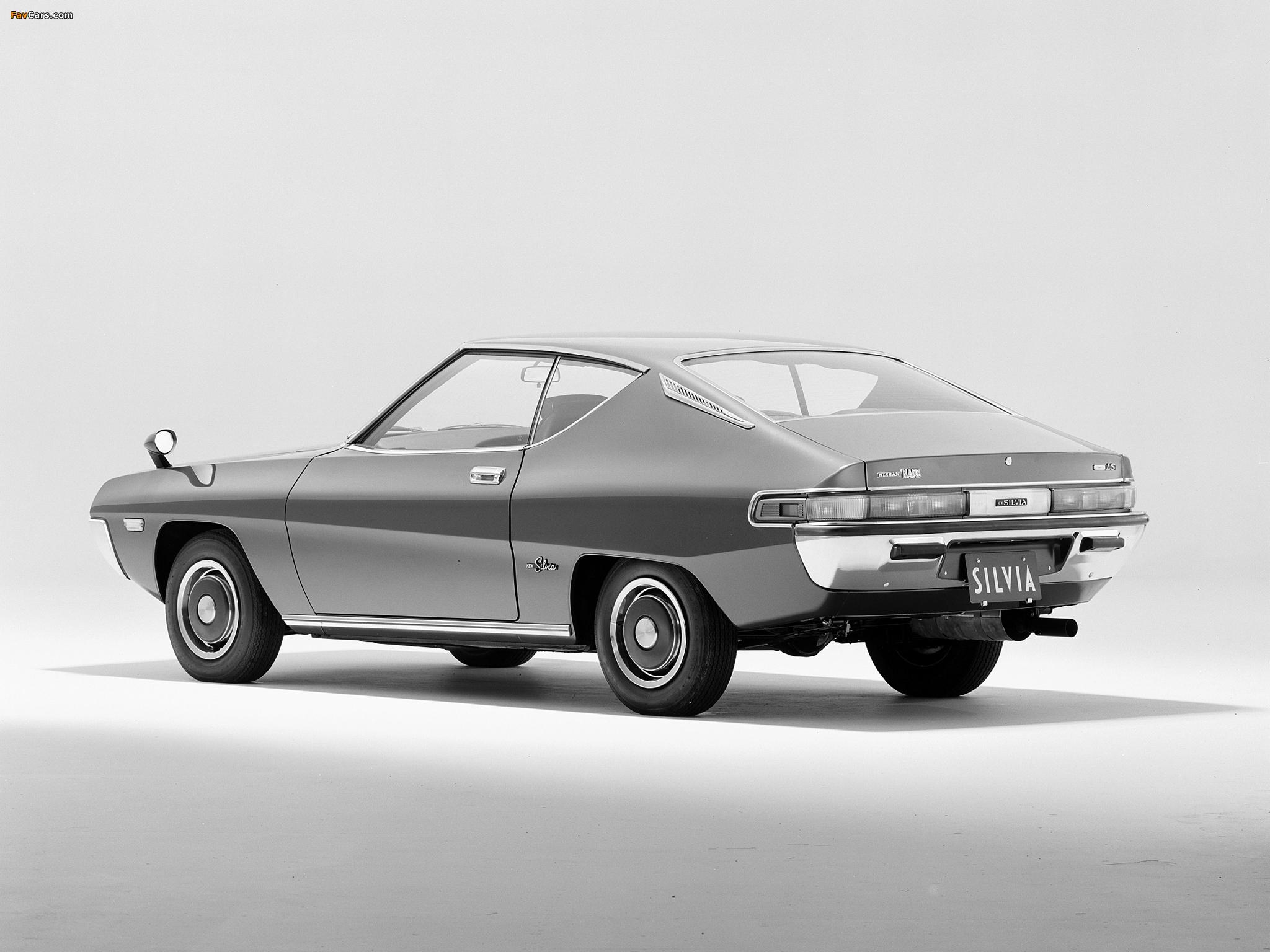 Photos of Nissan Silvia (S10) 1975–79 (2048 x 1536)