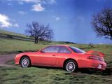 Photos of Nissan Silvia (S14a) 1996–98
