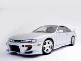 Photos of VeilSide Nissan Silvia (S14a) 1996–98