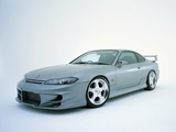 Photos of VeilSide Nissan Silvia (S15) 1999–2002
