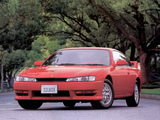 Pictures of Nissan Silvia (S14a) 1996–98