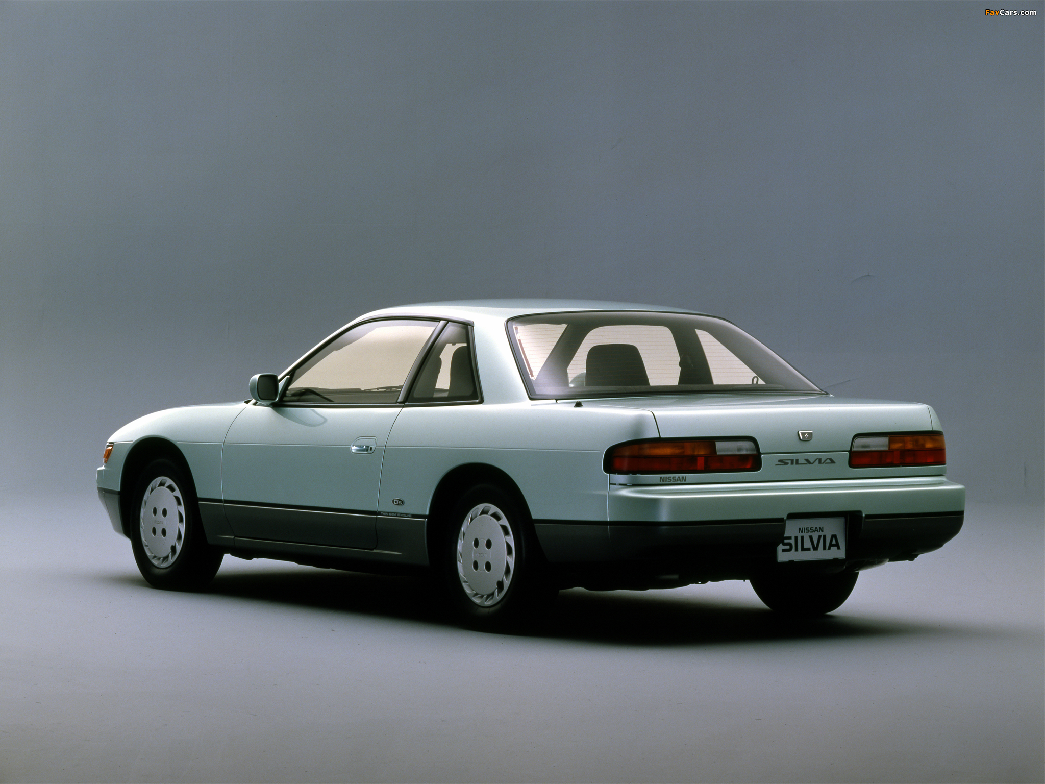 Pictures of Nissan Silvia Qs (S13) 1988–93 (2048 x 1536)