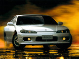 Nissan Silvia (S15) 1999–2002 wallpapers