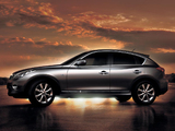 Nissan Skyline Crossover (J50) 2009 photos