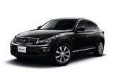 Pictures of Nissan Skyline Crossover (J50) 2009