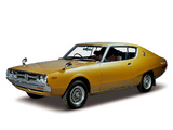 Images of Nissan Skyline 2000GT-X Coupe (KGC111) 1975–77