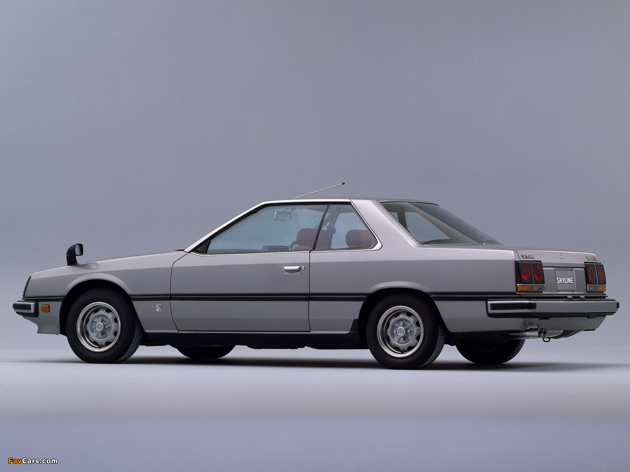 Images of Nissan Skyline 2000GT Turbo Coupe (KHR30) 1981–85 (1280 x 960)