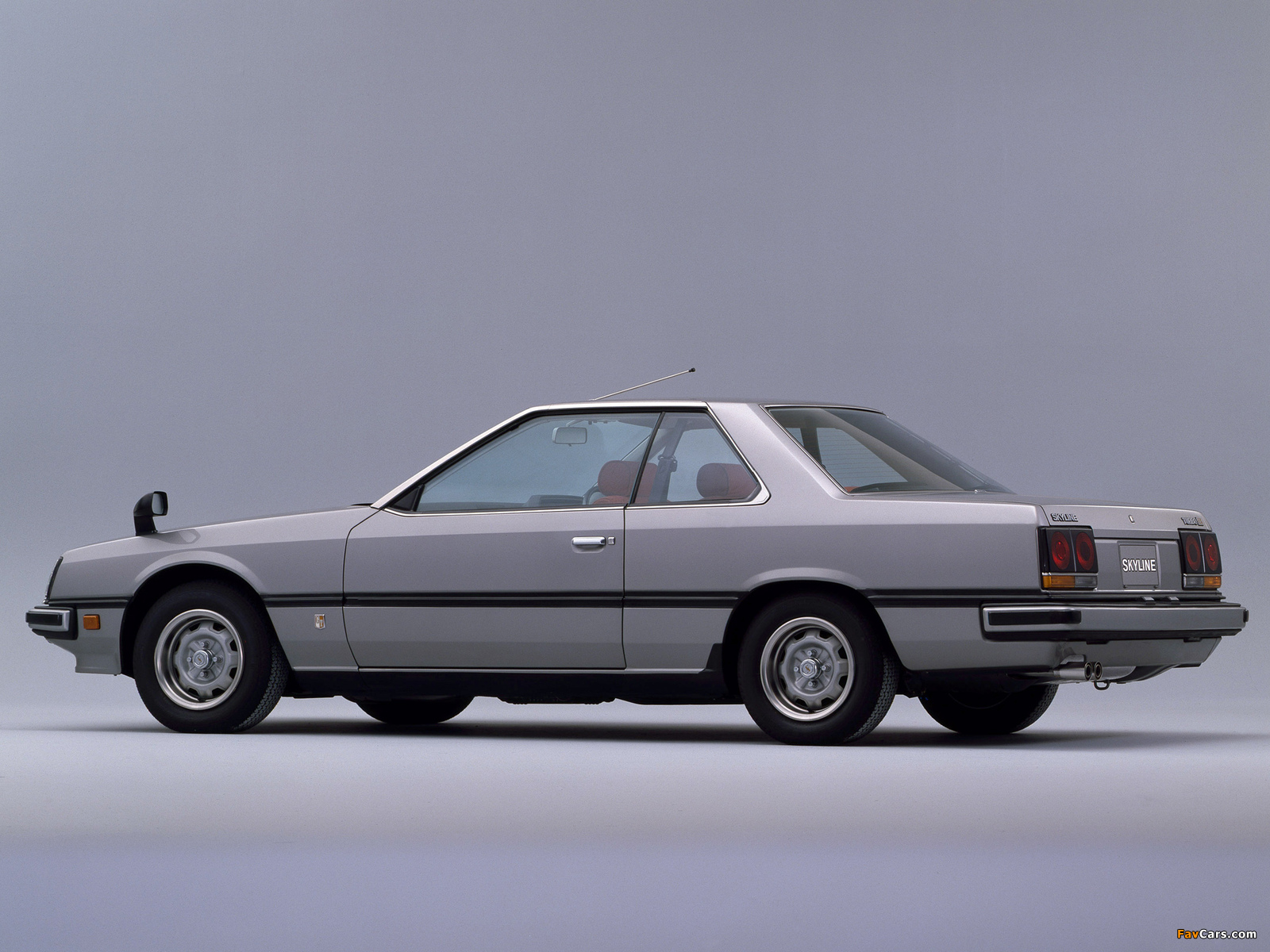 Images of Nissan Skyline 2000GT Turbo Coupe (KHR30) 1981–85 (1600 x 1200)