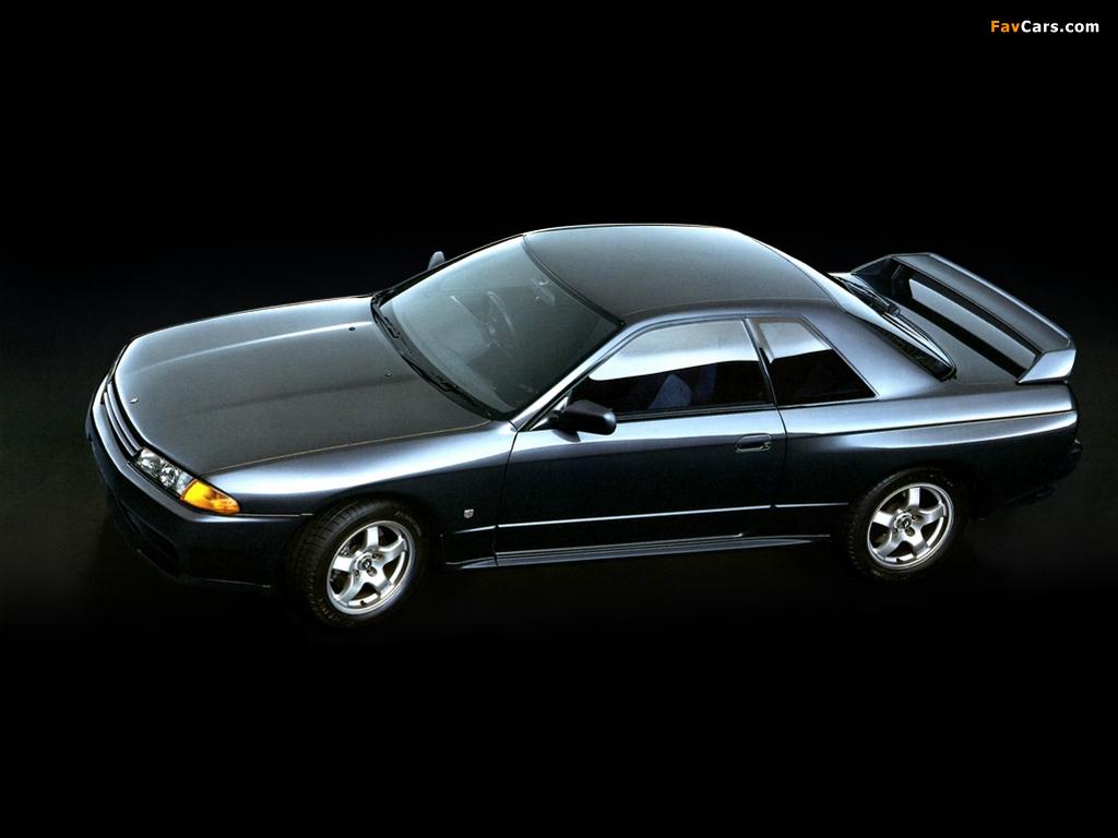 Images of Nissan Skyline GT-R (BNR32) 1989–94 (1024 x 768)
