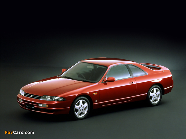 Images of Nissan Skyline GTS25t Coupe (R33) 1993–98 (640 x 480)