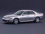 Images of Nissan Skyline GT-R Autech Version (BCNR33) 1997–98