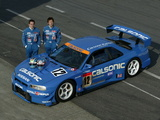 Images of Nissan Skyline GT-R JGTC Race Car (BNR34) 1999–2003