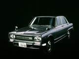 Nissan Skyline 2000GT Sedan (C10) 1968–72 images