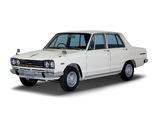Nissan Skyline 1500 Sedan (C10) 1968–72 photos