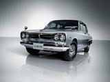Nissan Skyline 1500 Sedan (C10) 1968–72 pictures