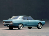 Nissan Skyline 2000GT Sedan (GC110) 1972–75 pictures