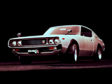 Nissan Skyline 2000GT-R (KPGC110) 1973 wallpapers