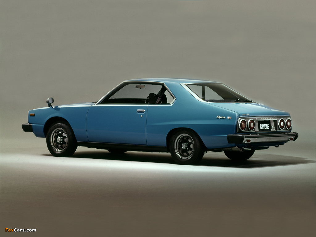 Nissan Skyline 2000gt Coupe  C210  1977 U201379 Pictures  1024x768