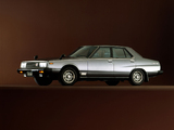 Nissan Skyline 2000GT Turbo Sedan (HGC211) 1980–81 images