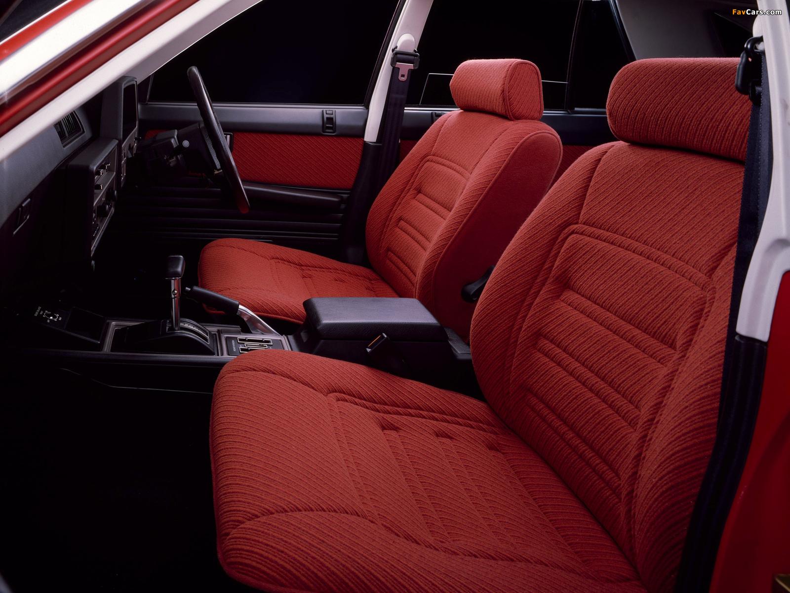 Nissan Skyline 2000GT Turbo Hatchback (RHR30) 1981–85 wallpapers (1600 x 1200)