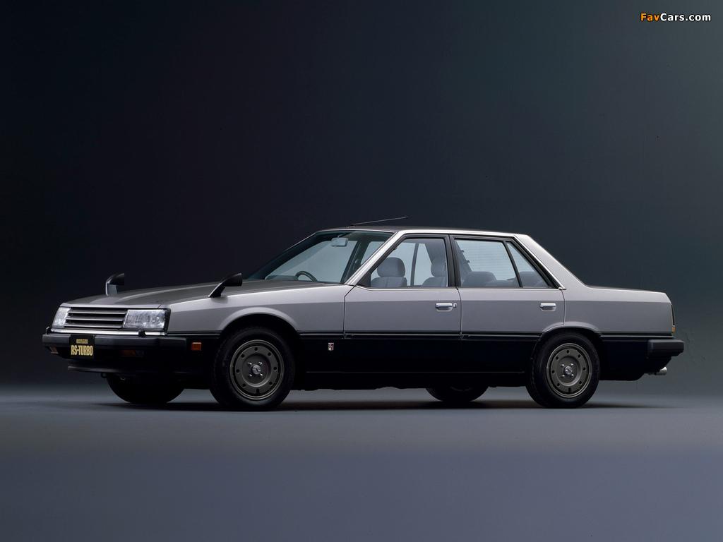 Nissan Skyline 2000 Turbo RS Sedan (DR30JFT) 1983 images (1024 x 768)