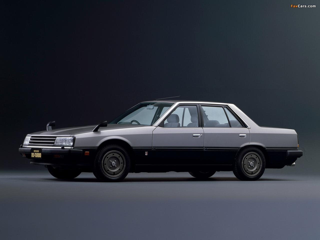 Nissan Skyline 2000 Turbo RS Sedan (DR30JFT) 1983 images (1280 x 960)