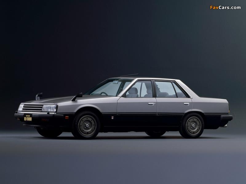 Nissan Skyline 2000 Turbo RS Sedan (DR30JFT) 1983 images (800 x 600)