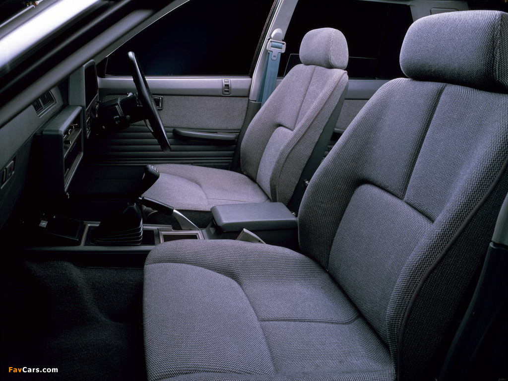 Nissan Skyline 2000 Turbo RS Sedan (DR30JFT) 1983 photos (1024 x 768)