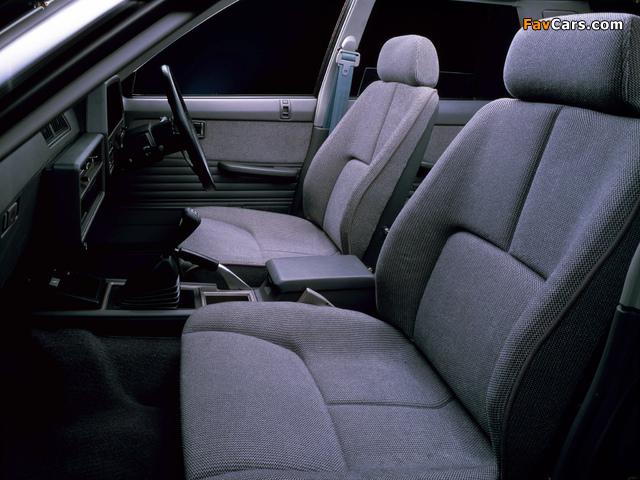 Nissan Skyline 2000 Turbo RS Sedan (DR30JFT) 1983 photos (640 x 480)