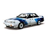Nissan Skyline GT Sedan Race Car (HR31) 1985 pictures