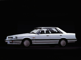 Nissan Skyline GT Sedan (HR31) 1985–87 wallpapers