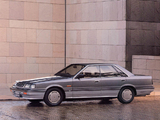 Nissan Skyline GT Sedan (HR31) 1987–89 pictures