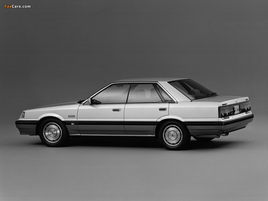Nissan Skyline GT Sedan (HR31) 1987–89 pictures (1024 x 768)
