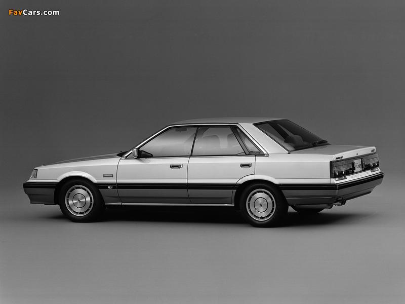 Nissan Skyline GT Sedan (HR31) 1987–89 pictures (800 x 600)